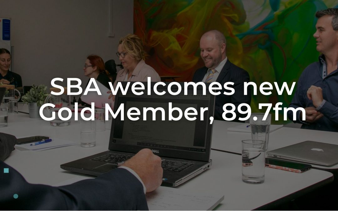 SBA welcomes new Gold Member, 89.7fm