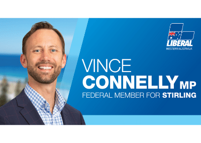 Vince Connelly MP