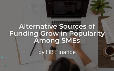Alternative Sources of Funding Grow in Popularity Among SMEs