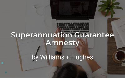 """Superannuation Guarantee Amnesty: one last chance to pay compulsory superannuation for non-complying employers who employ """"contractors"""""""